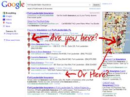 Google Places - Are You On the MAP?